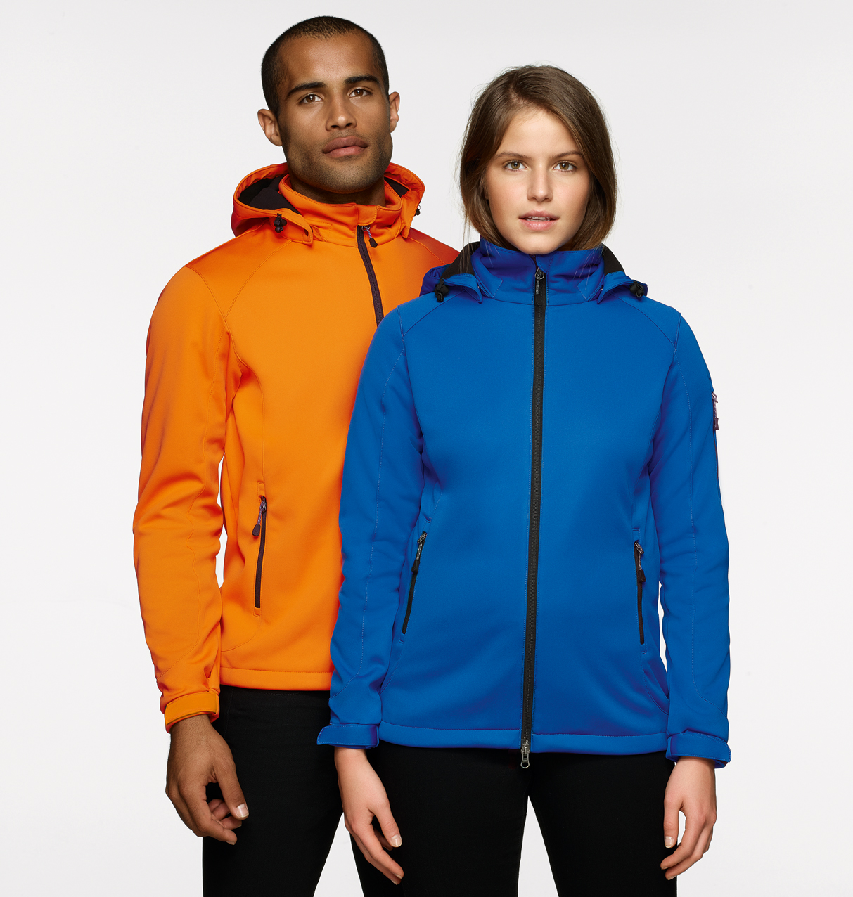 FLEECE und SOFTSHELL
