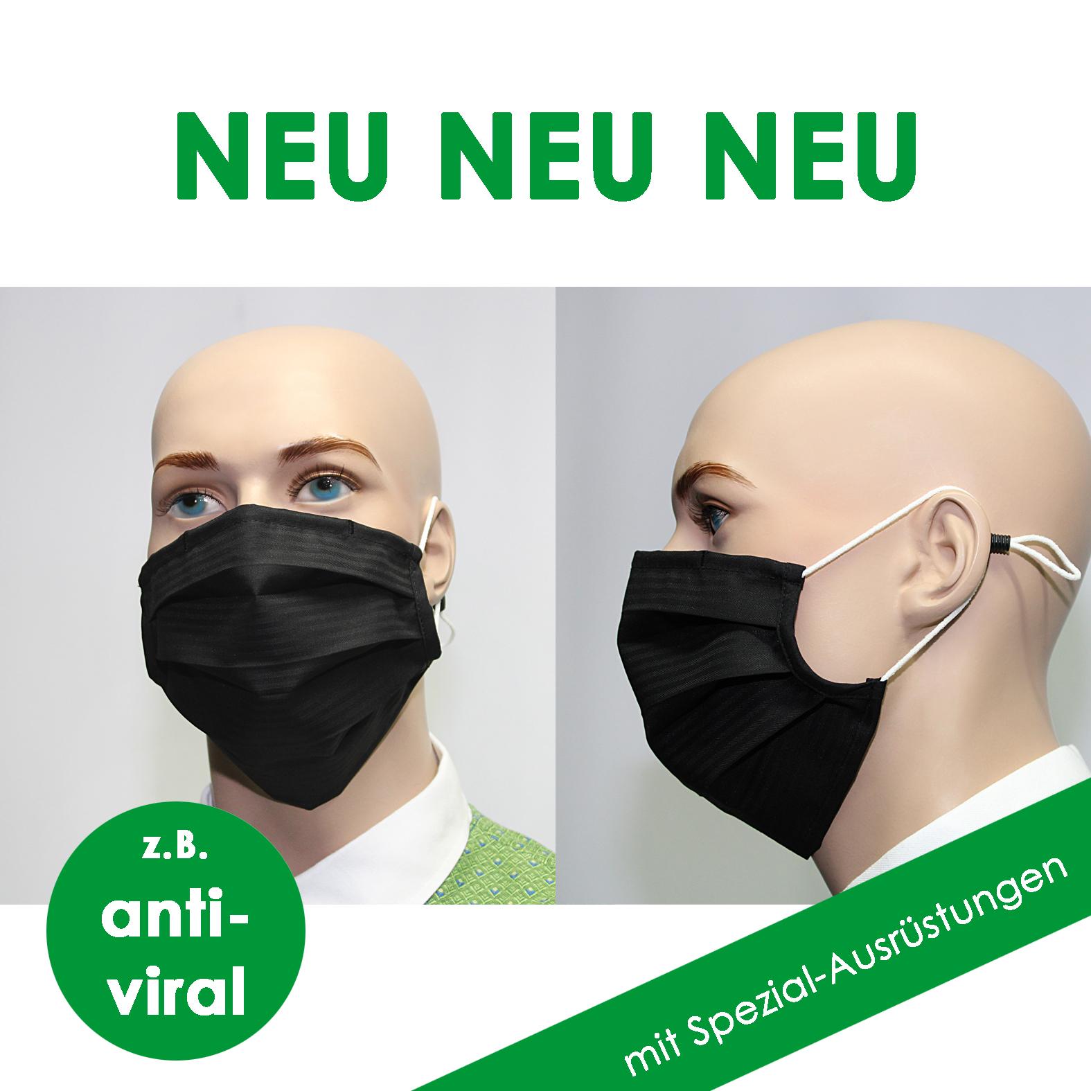 NEUE Modelle, antibakteriell / antivirell