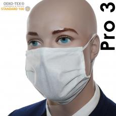 3er / 5er Pack  Pro03 (Vlies doppelt) Mund-Nasen-Masken