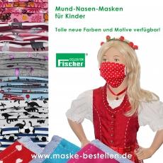 2er-Pack ProKIDS Mund-Nasen-Masken