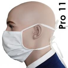 10er Pack Pro11 HYBRID mit SCHNÜRUNG, Mund-Nasen-Masken