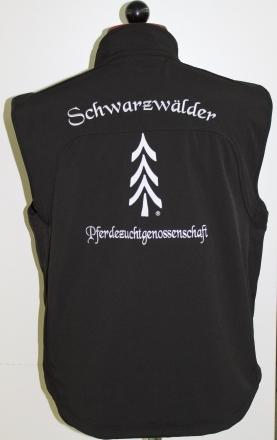 trendige Damen-Softshell-Westen JN138