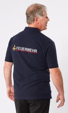 Damen-T-Shirt, dunkelblau