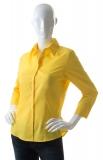 DAMEN Slim-Fit Bluse Linda 3/4 Arm