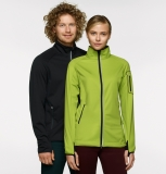 DAMEN Light-Softshelljacke Sidney