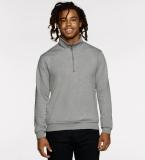 HERREN Zip-Sweatshirt Premium