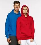 HERREN / UNISEX Kapuzen Sweatshirt Premium