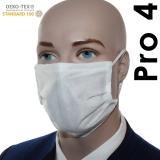 3er / 5er Pack Pro04 (Fadenvlies doppelt)  Mund-Nasen-Masken