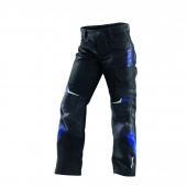 Kübler KIDZ-Hose Pulsschlag, schwarz/blau